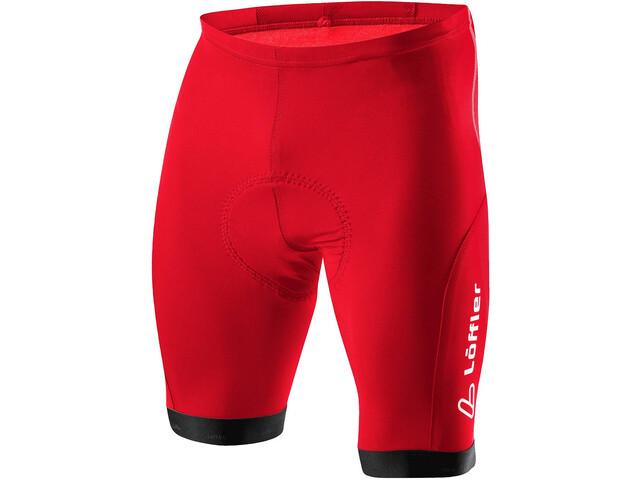 Löffler Hotbond Bike Pants Herr red
